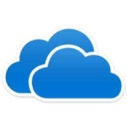 Microsoft OneDriveのアイコン