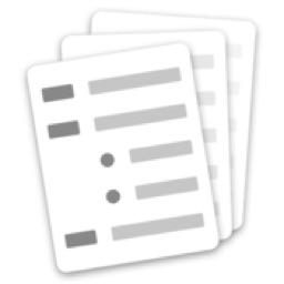 OutlineEditのアイコン。