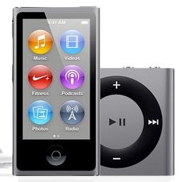 iPod nanoとShuffle