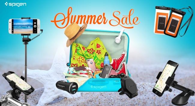 Spigen Japan Summer sale