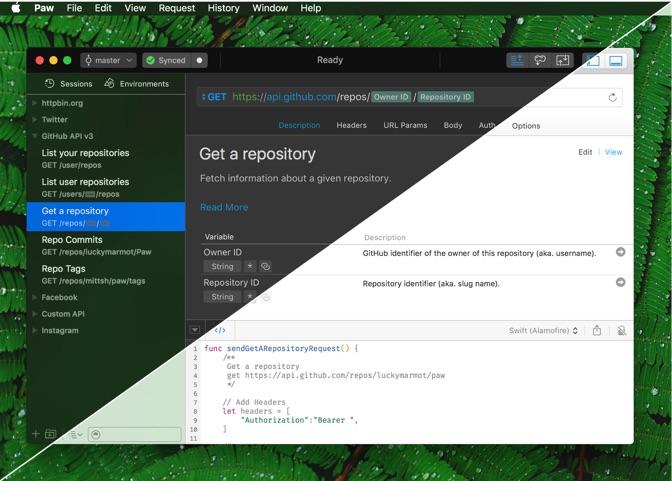 PawチームによるオープンソースのmacOS用フレームワークThemeKit