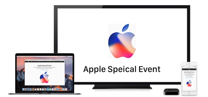 Apple Special Eventライブストリーミング配信