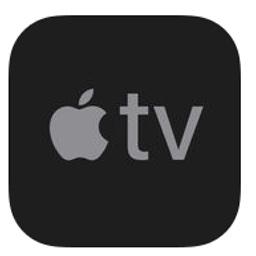Apple TV Remoteアプリのアイコン
