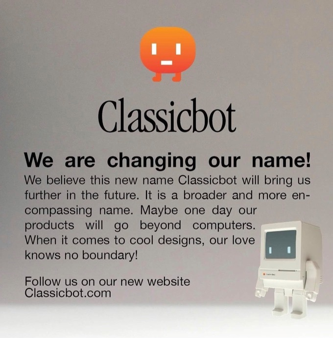 Classicbot message