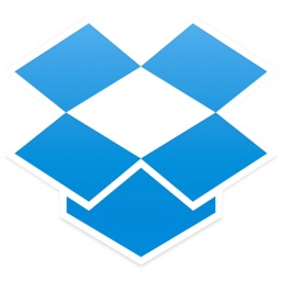 Dropbox for Macのアイコン。