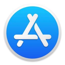 新しいMacAppStoreのアイコン