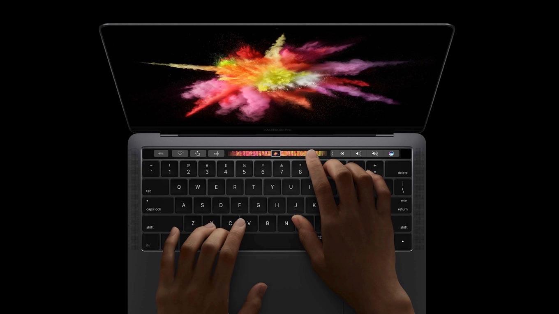 MacBook ProのTouch Bar