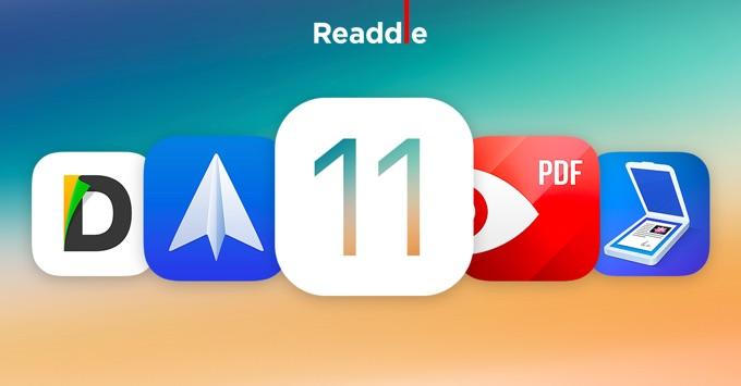 iOS 11とReaddleアプリ