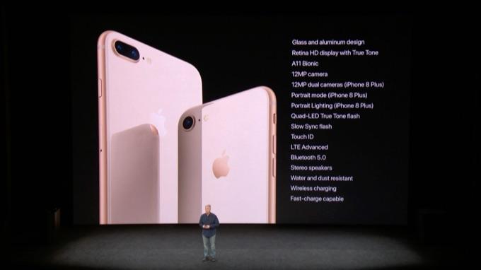 iPhone 8の新機能