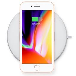 iPhone 8のロゴ