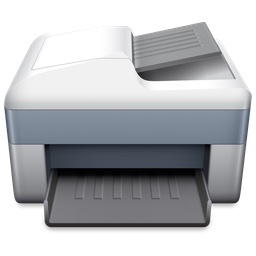 AppleのPrinterアイコン