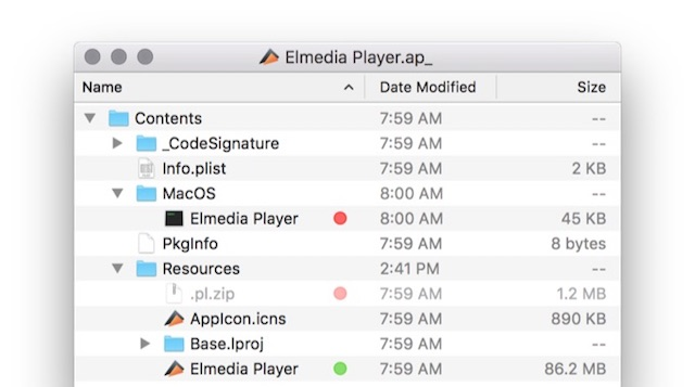 Protonを同梱したElmedia Player