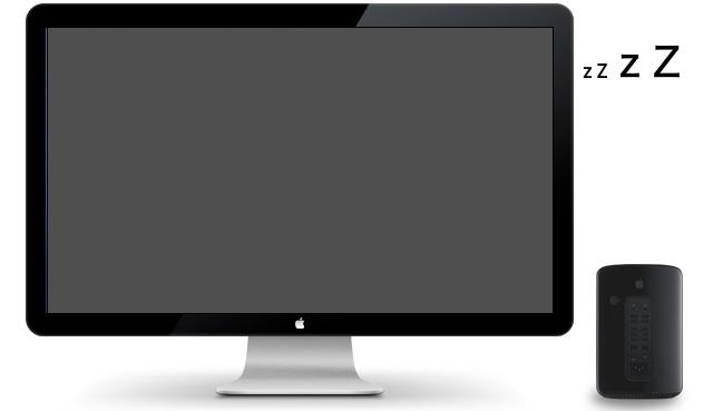 macOS 10.13 High SierraへアップグレードしたMac Proがスリープから復帰できない問題
