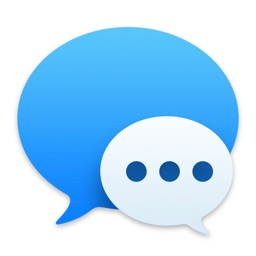 macOSのメッセージアプリ