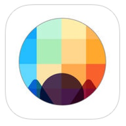 Pixave for iPadのアイコン