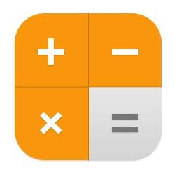 iOS 9の計算機アプリのアイコン