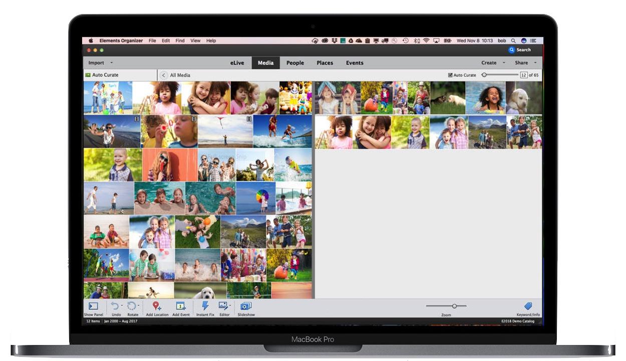 Adobe Photoshop Elements 2018 Mac