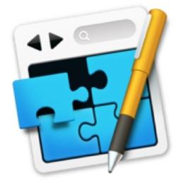 Mac用Web開発ツール「RapidWeaver 7」のアイコン
