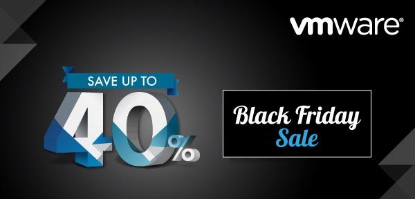 VMware Fusion ブラックフライデーセール