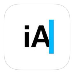 iA Writerのロゴ
