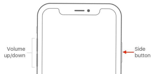 iPhone Xでアクセシビリティを使う