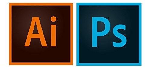 Adobe IllustratorとPhotoshop