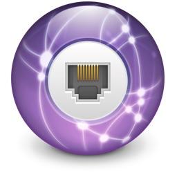 AppleのEthernetアイコン