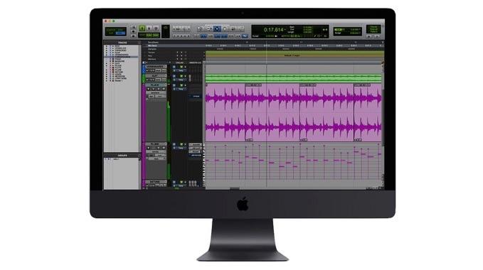 iMac ProをサポートしたAvidProTools