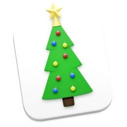 Evergreen RSSリーダー クリスマス仕様