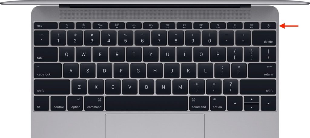 MacBookのメディアキー