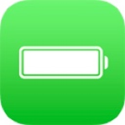 iOSのバッテリーアイコン