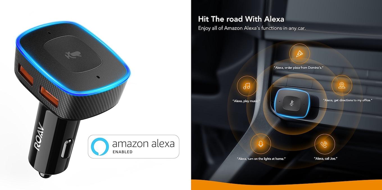 Amazon AlexaをサポートしたAnker Roav VIVA