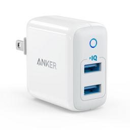 Anker Ipadを2台同時に急速充電可能でコンパクトなusb急速充電器 Anker Powerport Ii 2poweriq を発売 pl Ch