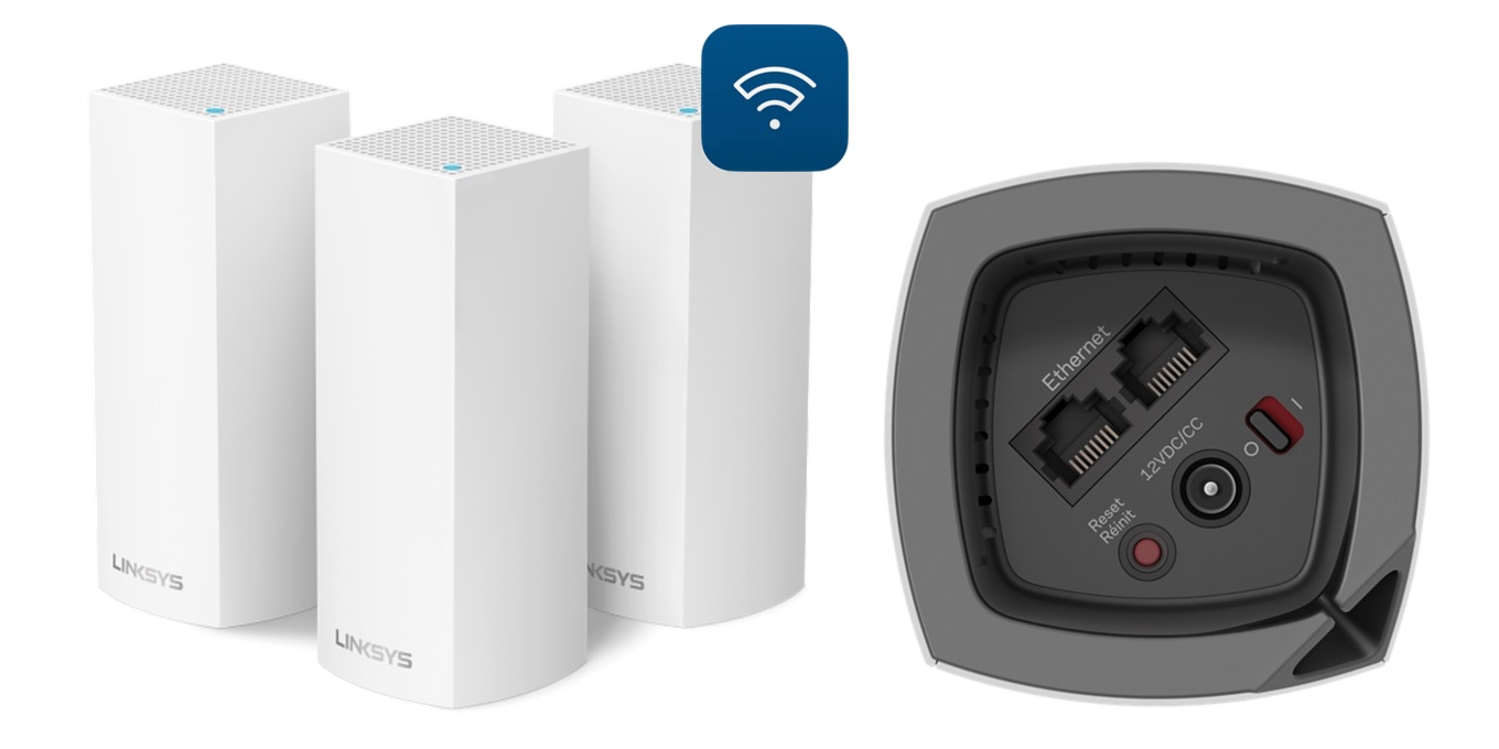 Linksys Velop Whole Home Mesh Wi-Fi Systemの機能