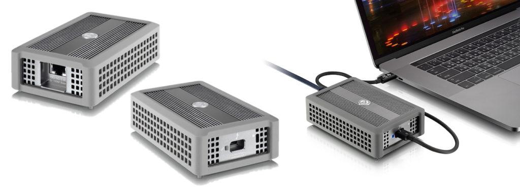 AKiTiO Thunder3 10G Network Adapter