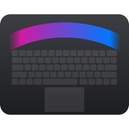 Touch Barユーティリティ「TouchArch」