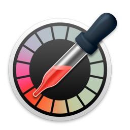 macOSのカラーピッカーアイコン