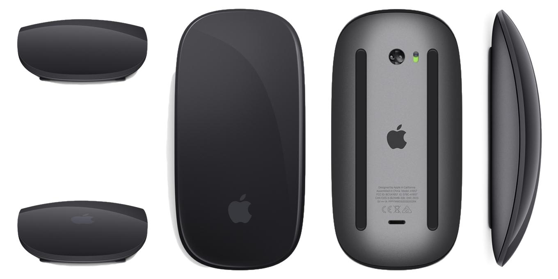 Apple Magic Mouse 2スペースグレイ