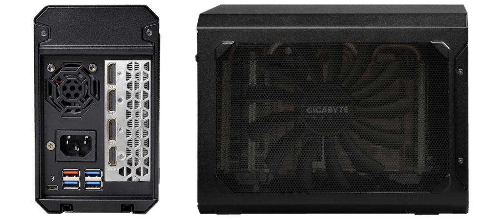 GIGABYTE Radeon RX 580 eGPU