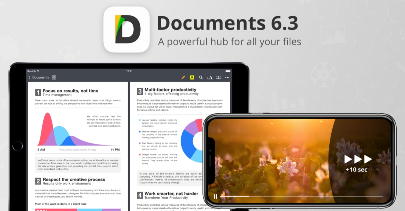 Documents by readdle v6.3