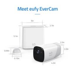 Eufy EverCamのセット内容