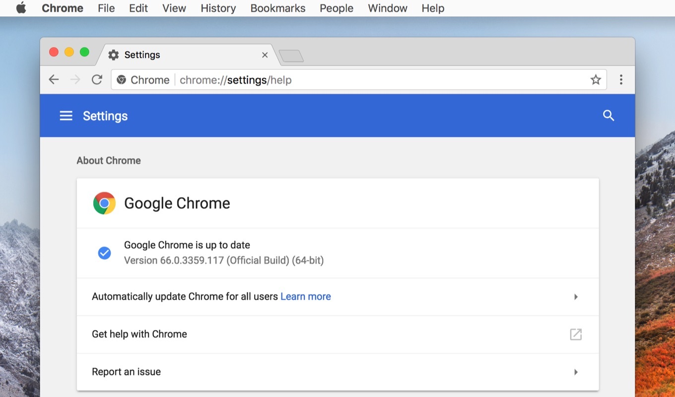 New in Chrome 66