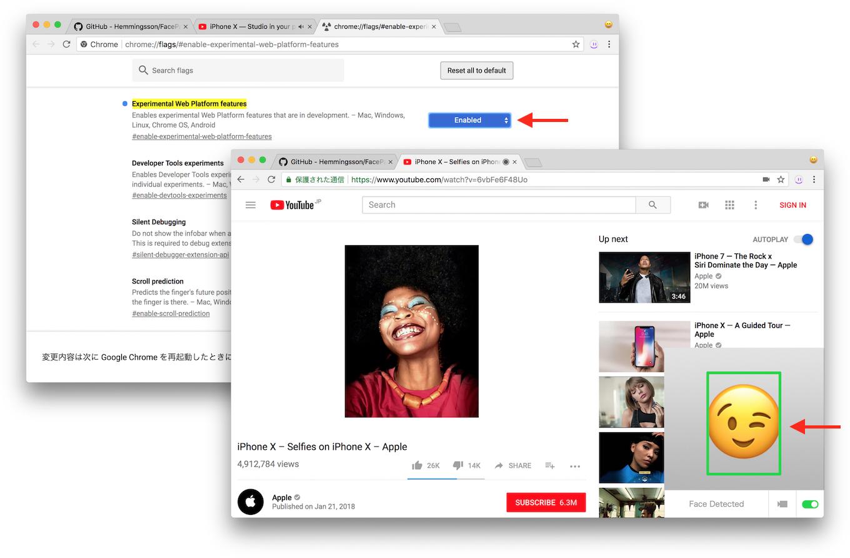 FacePause for Chrome