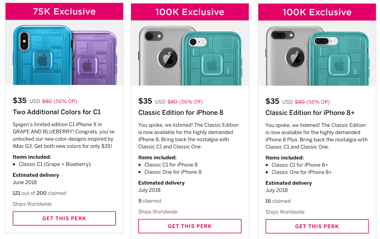 sale retailer 8a584 a2844 Spigen、iMac G3&iPhone 2GデザインのiPhone用ケース「Classic C1&One ...