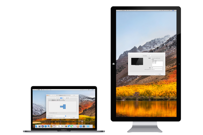 macOS 10.13.4 High Sierraでマウスカーソルが消えるバグ