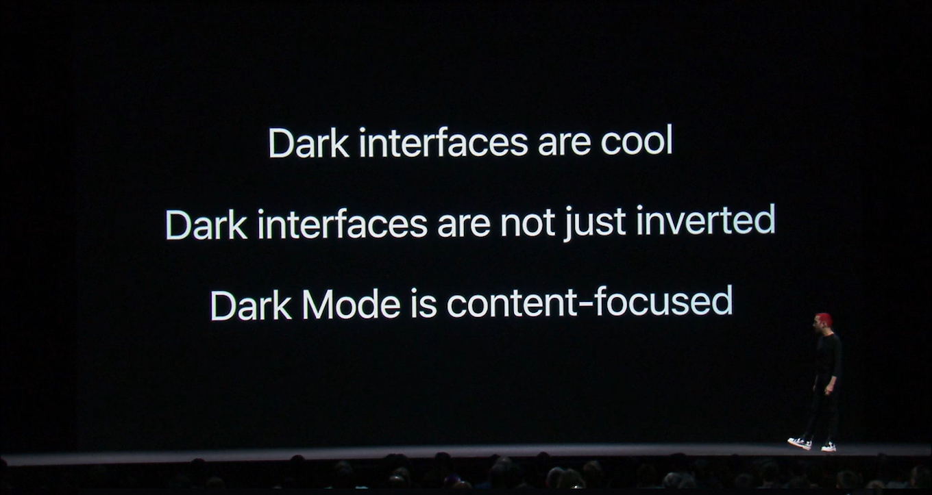 Introducing Dark Mode