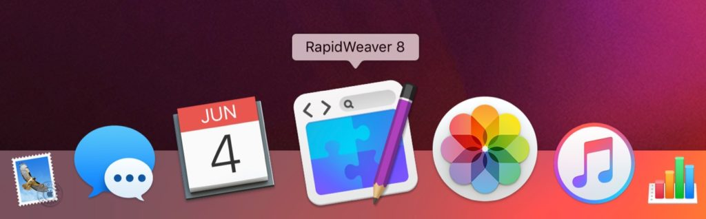 RapidWeaver 8