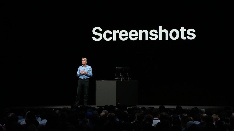 macOS 10.14 Mojaveのスクリーンショット
