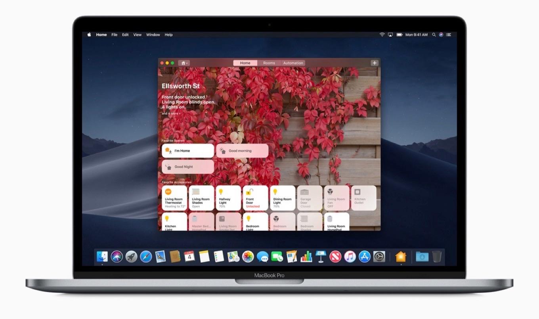 macOS 10.14 Mojaveのダークモード