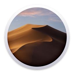 macOS Mojaveのアイコン